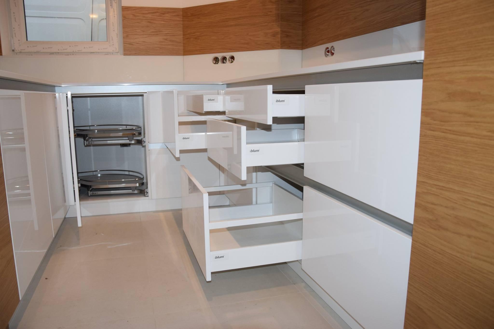Szuflady Kuchenne I Nie Tylko Co Wybrać Do Zabudowy Kuchni